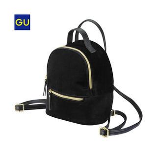 ジーユー(GU)のGU  ミニリュック バック 鞄 リュック(リュック/バックパック)