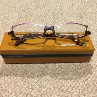 レスザンヒューマン(LESS THAN HUMAN)のレスザンヒューマンのメガネ!(サングラス/メガネ)