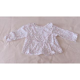 キャラメルベビー&チャイルド(Caramel baby&child )のZARAbaby 長袖トップス(Tシャツ)