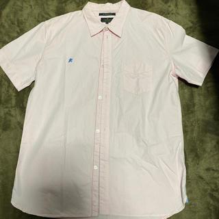 アールニューボールド(R.NEWBOLD)のアールニューボールド R newbold 半袖 メンズ シャツ ワイシャツ xl(Tシャツ/カットソー(半袖/袖なし))