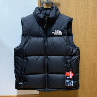 ザノースフェイス(THE NORTH FACE)のthe north face 1996 nuptse vest retro (ダウンベスト)