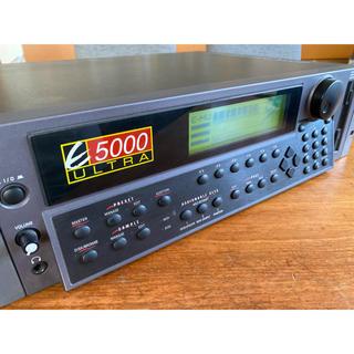 Emu System E5000 ULTRA(音源モジュール)