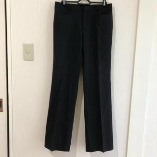 パーソンズ(PERSON'S)のPERSON'S パンツ 黒(スーツ)