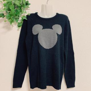 ディズニー(Disney)のディズニーランド公式  ニットセーター(ニット/セーター)