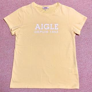 エーグル(AIGLE)のAIGLE 吸水 速乾 抗菌 消臭 半袖 Tシャツ エーグル ラコステ トップス(Tシャツ/カットソー(半袖/袖なし))