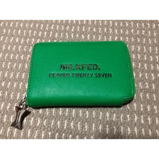 ミルクフェド(MILKFED.)のMILKFED. 財布(財布)
