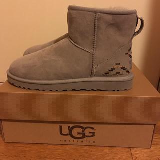 アグ(UGG)のUGG クラシックミニ(ブーツ)