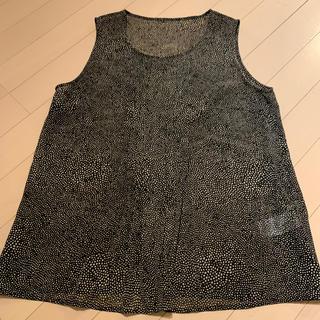 ブラックバイマウジー(BLACK by moussy)のブラックバイマウジー サイズ2 ノースリーブ ブラウス(シャツ/ブラウス(半袖/袖なし))