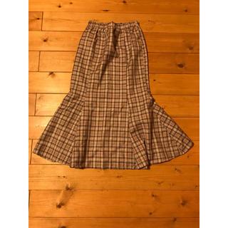 スピンズ(SPINNS)のスピンズ  マーメイドスカート  (ロングスカート)