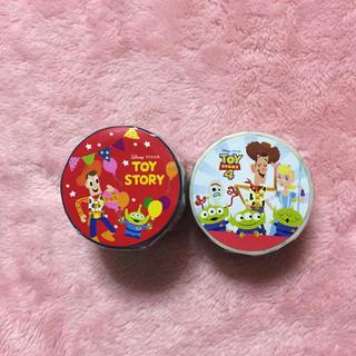 トイストーリー(トイ・ストーリー)のトイストーリー☆マスキングテープ × 2(テープ/マスキングテープ)
