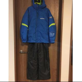 ゴールドウィン(GOLDWIN)のゴールドウィンGOLDWIN ジュニア スキーウェア 125〜145 140(ウエア)