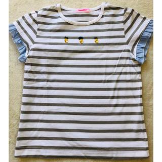 ファミリア(familiar)のファミリア  Tシャツ 140(Tシャツ/カットソー)