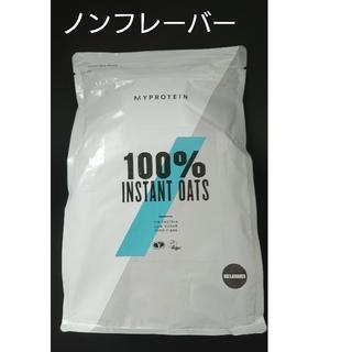 マイプロテイン(MYPROTEIN)のインスタントオーツ 4kg(米/穀物)