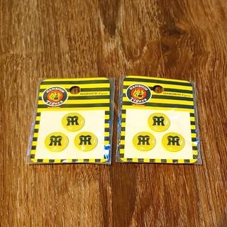 ハンシンタイガース(阪神タイガース)の阪神タイガース ボタンセット(各種パーツ)