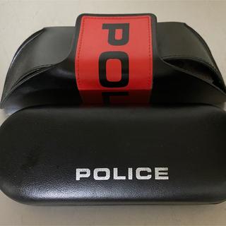 ポリス(POLICE)のPolice サングラスケース(2個)(サングラス/メガネ)