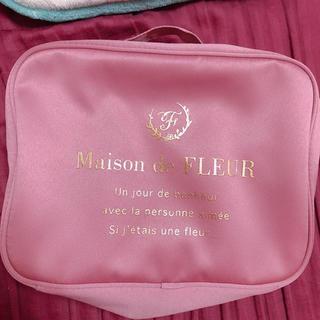 メゾンドフルール(Maison de FLEUR)のMaison de FLEUR トラベルランジェリーケース(旅行用品)