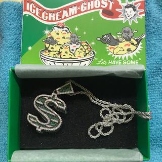 ICE CREAM x GHOST ネックレス