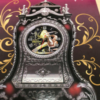 ディズニー(Disney)のラプンツェル 置き時計 ディズニー(置時計)