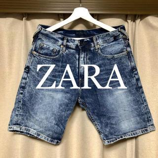 ザラ(ZARA)のZARA デニムショートパンツ!(ショートパンツ)