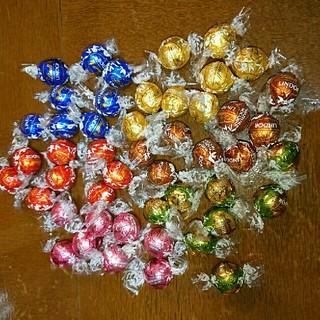 リンツ(Lindt)の24個6種 リンツリンドールチョコレート(菓子/デザート)