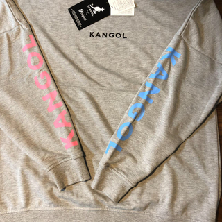 カンゴール(KANGOL)の✳︎YU様専用✳︎新品タグ付き グレートレーナー(トレーナー/スウェット)