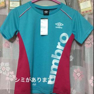 アンブロ(UMBRO)のUMBRO (*-*)Tシャツ(S)(Tシャツ(半袖/袖なし))