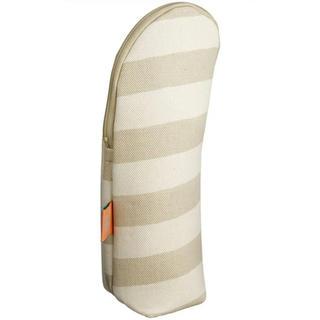 ベッタ(VETTA)のBetta ドクターベッタ 哺乳瓶ケース 哺乳瓶ポーチ 持ち運びケース グレー(哺乳ビン用消毒/衛生ケース)