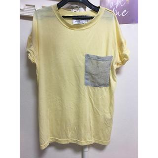 リベットアンドサージ(rivet & surge)のTシャツ イエロー(Tシャツ(半袖/袖なし))