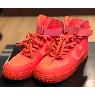 ナイキ(NIKE)のNIKE AIR FORCE 1 HI HYPERFUSE PREMIUM(スニーカー)