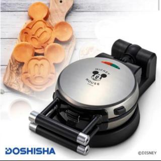 ディズニー(Disney)のミッキー ワッフルメーカー ブルーノ ディズニー ダッフィー  スヌーピー(調理道具/製菓道具)