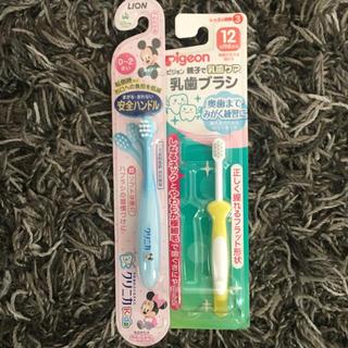 ピジョン(Pigeon)の歯ブラシ 子供用(歯ブラシ/歯みがき用品)