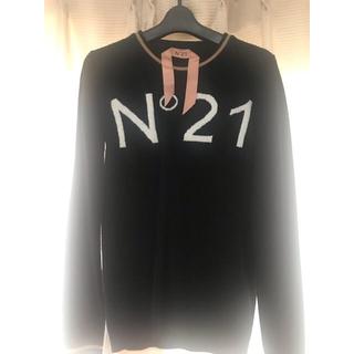 ヌメロヴェントゥーノ(N°21)のn21 ヌメロヴェントゥーノ ニット Sサイズ(ニット/セーター)