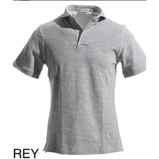 ギローバー(GUY ROVER)の19年春夏ギローバー GUY ROVER パイル地ホリゾンタルスキッパーポロ(ポロシャツ)