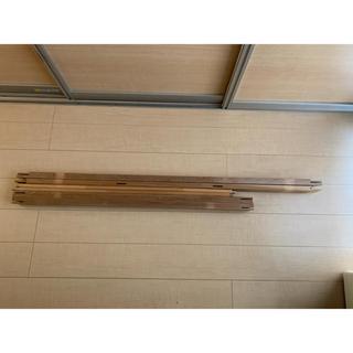 張りキャンバスセット キャンバス木枠F80 キャンバス布地192×140くらい(ボードキャンバス)
