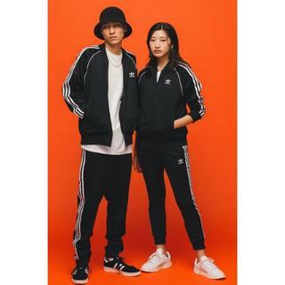 アディダス(adidas)の【新品・未使用】アディダス トラックパンツ cw1275 Mサイズ(デニム/ジーンズ)