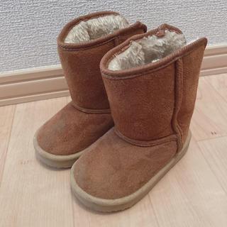 ニシマツヤ(西松屋)の西松屋 ムートンブーツ (ブーツ)