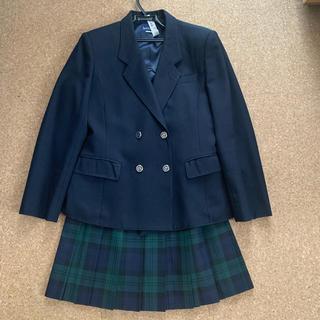 私立高校 女子制服セット ブレザー スカート (衣装一式)