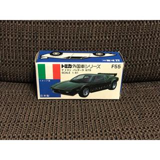 タカラトミー(Takara Tomy)の青箱 トミカ No.F55 デトマソ パンテーラ GTS (日本製)(ミニカー)