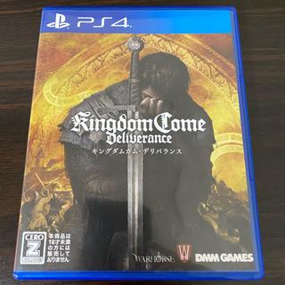 プレイステーション4(PlayStation4)のPS4 / キングダムカム・デリバランス / オープンワールド(家庭用ゲームソフト)