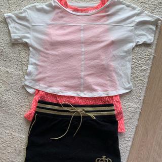 ギャップ(GAP)の白Tシャツ 110 ダンス(Tシャツ/カットソー)