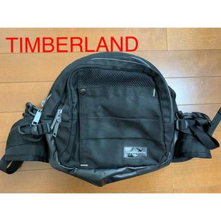 Timberland - TIMBERLAND リュック ウエストポーチ ナイロン 黒 男女兼用