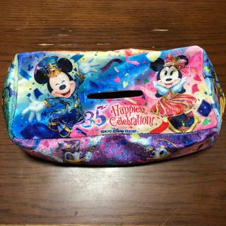 ディズニー(Disney)のティッシュケース(ティッシュボックス)