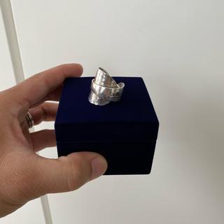 エスオーエスエフピー(S.O.S fp)のS. O. S. fp british vintage spoon ring(リング(指輪))