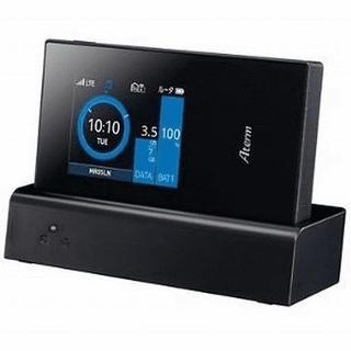 エヌイーシー(NEC)の新品 マルチキャリア対応モバイルルーター NEC Aterm MR05LN (PC周辺機器)