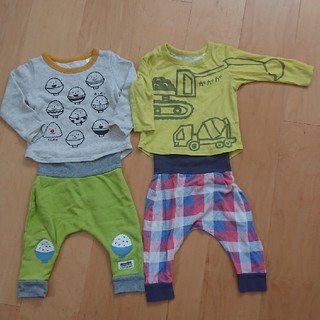 アカチャンホンポ(アカチャンホンポ)のパジャマ 90 80(パジャマ)