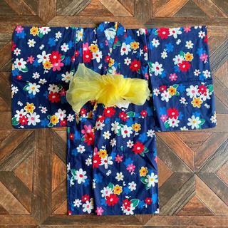 familiar - 定価¥15000弱★familiar ファミリア 浴衣 女の子 110cm