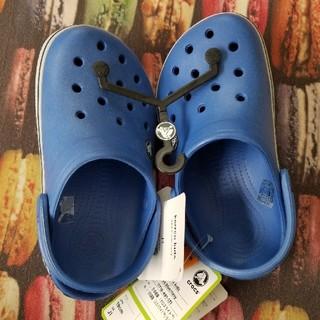 クロックス(crocs)の新品未使用★19センチ クロックス kerren kids(スニーカー)