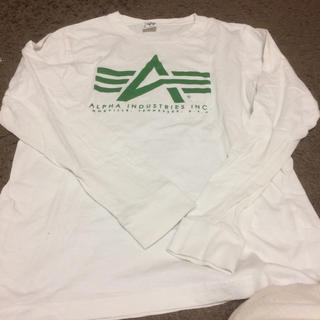 アルファインダストリーズ(ALPHA INDUSTRIES)のロンT (Tシャツ/カットソー(七分/長袖))