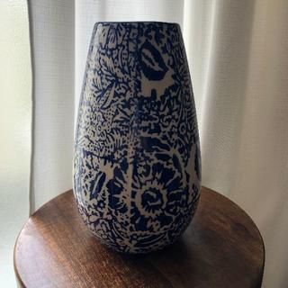 【zarahome】patchwork-effect vase