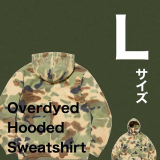 シュプリーム(Supreme)のsupreme★Overdyed Hooded Sweatshirt★パーカー(パーカー)